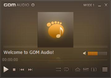 برنامه پخش فایل های صوتی GOM Audio 2.0.5.0138