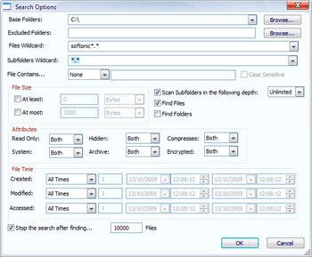 جستجوی کردن سریع فایلها Search My Files