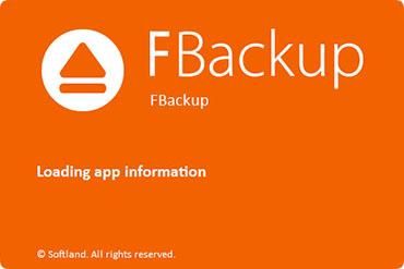 Fbackup برنامه رایگان بکاپگیری