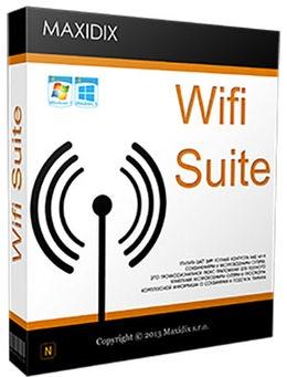 Maxidix Wifi Suite مدیریت وایرلس