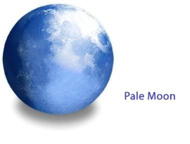 مرورگر پرسرعت Pale Moon