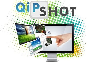 برنامه فیلمبرداری از دسکتاپ QIP Shot