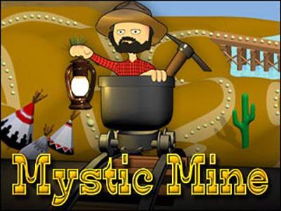 بازی ساخت ریل واگن Mystic Mine