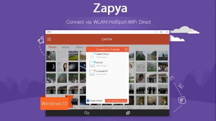 دانلود نرمافزار زاپیا