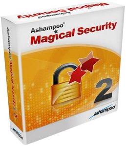 قفل کردن فایلها پوشه ها Ashampoo Magical Security