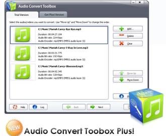 مبدل فایلهای صوتی Audio Convert Toolbox