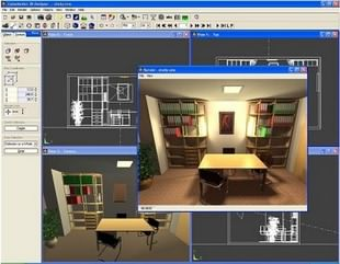 طراحی سه بعدی CyberMotion 3D-Designer