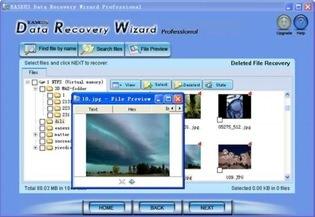 بازیابی EASEUS Data Recovery Wizard Professional