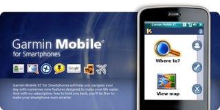 نقشه موبایل Garmin Mobile XT