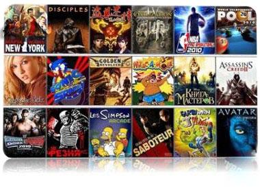 دانلود بازی موبایل جاوا Java Games mobile