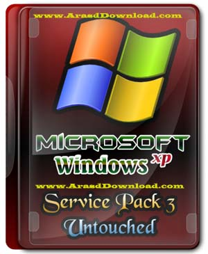 ویندوز Windows XP Professional SP3