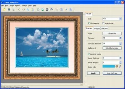 ساخت فریم قاب عکس AMS Photo Framer Pro