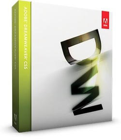 طراحی وب سایت Adobe Dreamweaver CS5