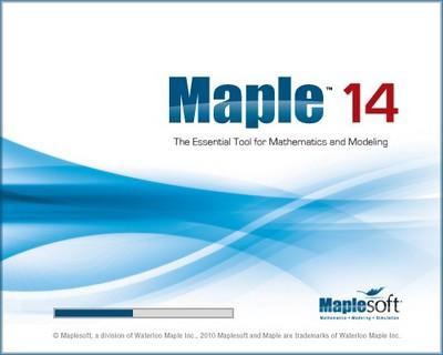 Maplesoft Maple 14