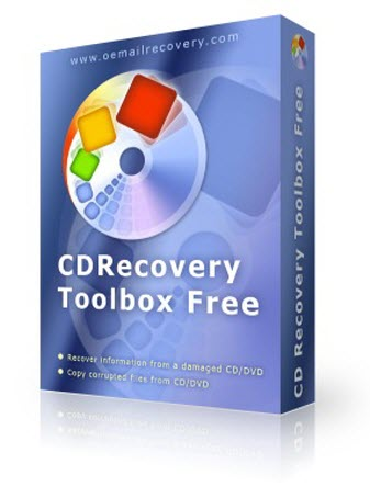 بازیابی اطلاعات سی دی های خشدار CD Recovery