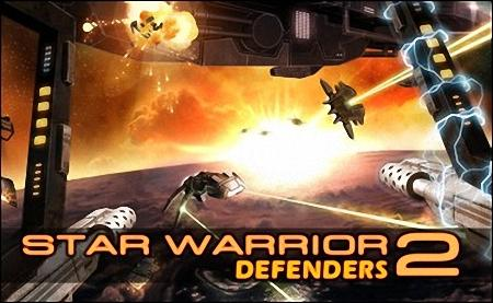 دانلود بازی Star Warrior 2 Defenders