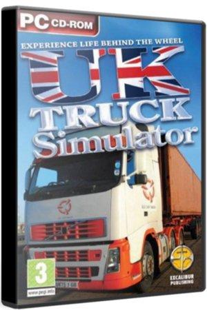 شبیه ساز رانندگی کامیون UK Truck Simulator 2010