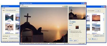 ترمیم و بازیابی عکسها JPEG Recovery