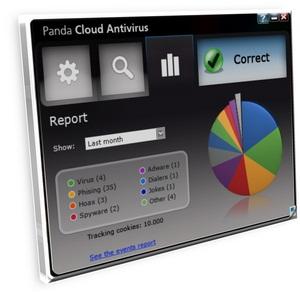 دانلود آنتی ویروس رایگان Panda Cloud Antivirus