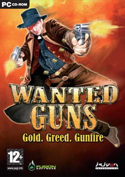 بازی وسترن Wanted Guns تیراندازی