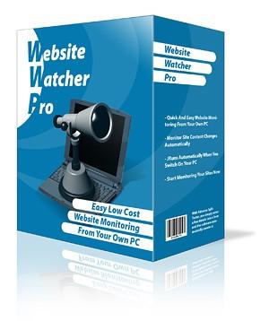 مانیتورینگ سایت ها WebSite-Watcher