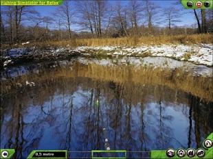 دانلود بازی شبیه ساز ماهیگیری Fishing Simulator