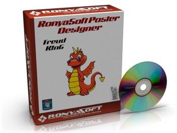 برنامه طراحی پوستر RonyaSoft Poster Designer
