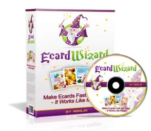 ساخت کارت تبریک Ecard Wizard