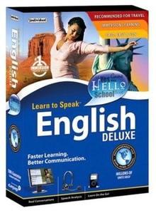 فراگیری آموزش زبان انگلیسی Learn To Speak English Deluxe