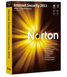 امنیتی آنتی ویروس Norton Internet Security 2011