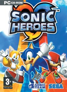 دانلود بازی سونیک Sonic Heroes