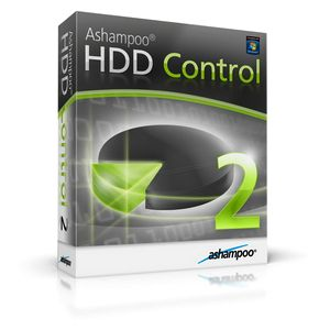 هارد دیسک Ashampoo HDD Control
