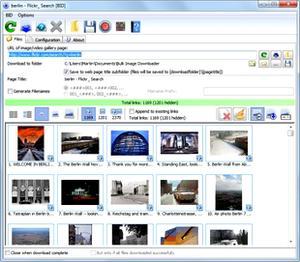 دانلود گروهی تصاویر Bulk Image Downloader