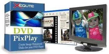 آلبوم عکس اسلاید شو DVD PixPlay