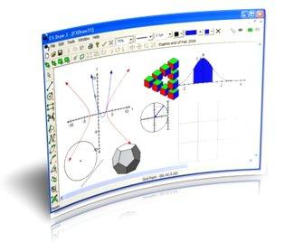 اشکال هندسی Efofex FX Draw