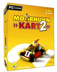 بازی Moorhuhn Kart 2