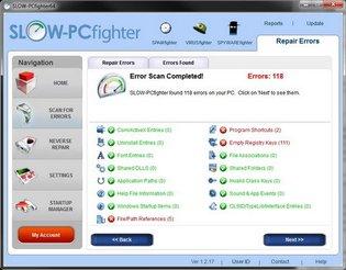افزایش سرعت سیستم SLOW-PCfighter