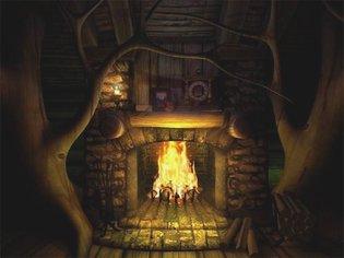محافظ صفحه نمایش Spirit of Fire 3D Screensaver