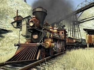 اسکرین سیور Western Railway 3D Screensaver