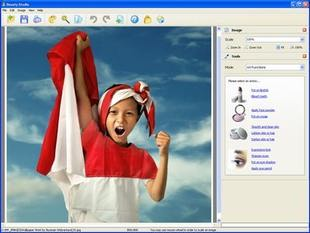 رتوش عکس AMS Software Beauty Studio