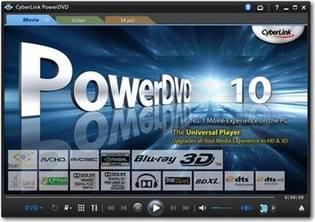 پخش دی وی دی CyberLink PowerDVD