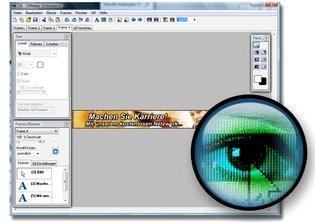 ساخت gif متحرک DA-Software GifMaker