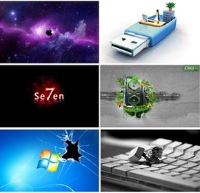 والپیپر Hi-Tech Wallpapers