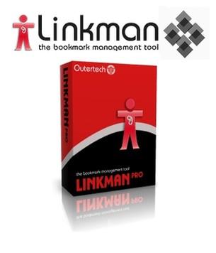 مدیریت آدرس های اینترنتی Linkman Pro