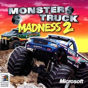 بازی Monster Truck Madness 2