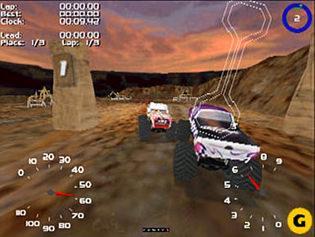 دانلود بازی Monster Truck Madness