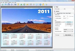 ساخت تقویم Photo Calendar Maker