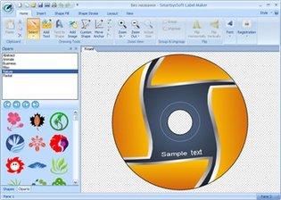 طراحی لیبل SmartsysSoft Label Maker
