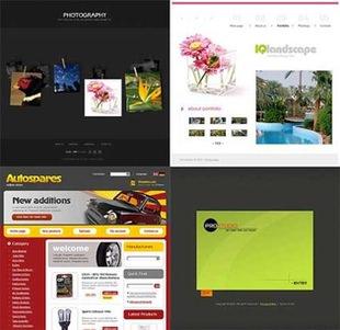 طراحی سایت Templates Websites