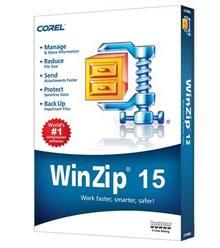 فشرده ساز WinZip Pro